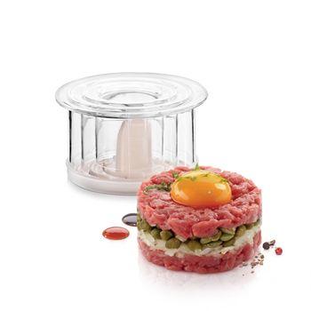 Формочки для формования пищевых продуктов PRESTO FoodStyle, круги, 3 шт.