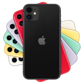Apple iPhone 11 64GB, Black