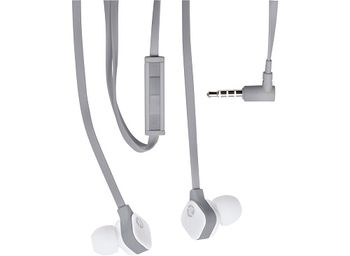 HP In Ear H2300 Pearl White Headset with microphone