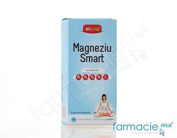 купить Bioland Magneziu Smart comp. N30 в Кишинёве