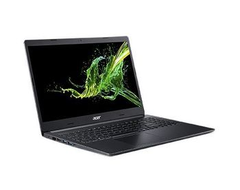 "купить ACER Aspire A515-55 Charcoal Black (NX.HSHEU.003) 15.6"" IPS FHD (Intel Core  i3-1005G1 2xCore 1.2-3.4GHz, 8Gb (2x4) DDR4 RAM, 256GB PCIe NVMe SSD+HDD Kit, Intel UHD Graphics, WiFi6-AX/BT5, Backlit, 3cell, HD webcam, RUS, No OS, 1.8 kg) в Кишинёве"