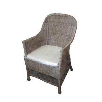 купить Кресло из ротанга, 560х580х990 мм в Кишинёве