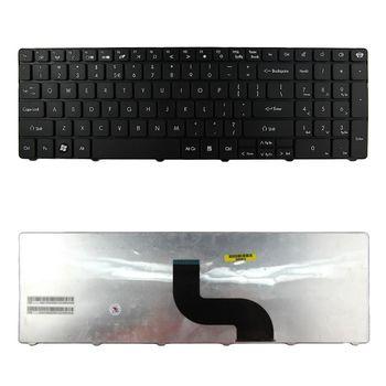 Keyboard Gateway NV50A NV51B NV53A NV55C NV59C NV73A NV79C ID59C ID79C PackardBell TM82 TM83 TM85 TM86 TM87 TM89 TM94 TX86 ENG/RU Black