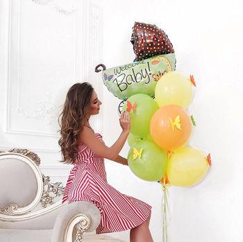 купить Набор шаров «Green happiness» в Кишинёве