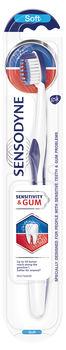 купить Sensodyne зубная щетка Sensitivity and Gum Soft в Кишинёве