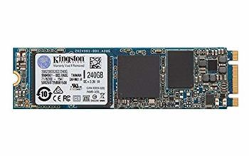 M.2 SATA SSD 240GB  Kingston A400, Interface: SATA 6Gb/s, M.2 Type 2280 form factor, Sequential Reads:500 MB/s, Sequential Writes:350 MB/s, 7mm, Controller 2 Channel, NAND TLC
