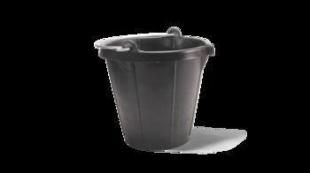 """купить Ведро резиновое промышленное Nº51 с Кайло """"RUBBERBUCK"""" (12л) в Кишинёве"""