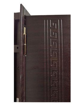 Дверь металлическая Diplomat DT2 860x2050x70 мм венге