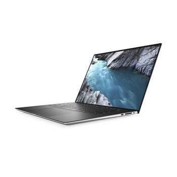 Dell XPS 15 9500, Silver