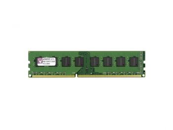 купить 4GB DDR3-1600  Kingston ValueRam, PC12800, CL11, STD Height 30mm в Кишинёве