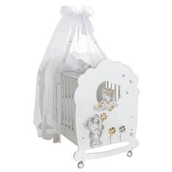 купить Baby Expert Детская кроватка Meraviglia в Кишинёве