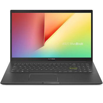 "Laptop 15.6"" ASUS VivoBook K513EA Black, Metal Case, Intel i5-1135G7 2.4-4.2Ghz/8GB DDR4/SSD 512GB/Intel Iris Xe Graph./WiFi 6 802.11ax/BT5.0/USB Type C/HDMI/HD WebCam/Illuminated Keyboard/ FingerPrint/ 15.6"" FHD IPS LED-backlit NanoEdge Anti-glare (1920x1080)/No OS K513EA-BQ984"
