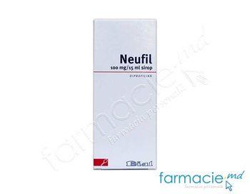 купить Neufil sirop 100 mg/ 15 ml  200 ml в Кишинёве