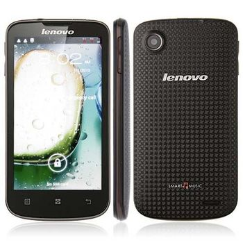 Lenovo A800 Black Dual
