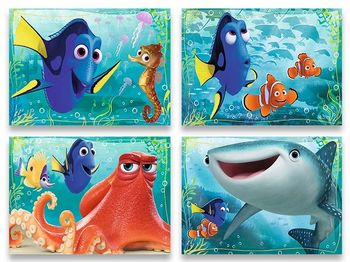 "54147 Trefl Puzzles - ""54 mini"" - Underwater land/Disney Finding Dory"