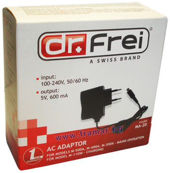 cumpără Adaptor retea (priza) pentru tensiometre digitale Dr. Frei în Chișinău