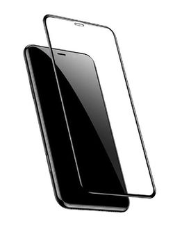 Защитное стекло IPHONE XS MAX / 11 MAX PRO BLACK (5D)