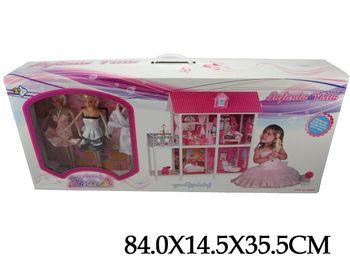 купить Домик для кукол в Кишинёве