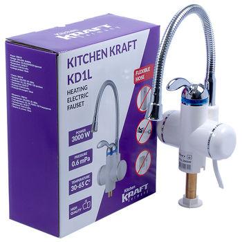 Электрический кран Kitchen Kraft KD1L
