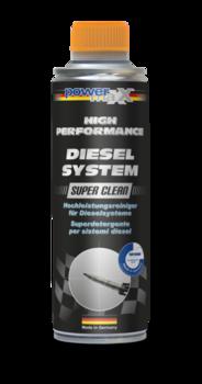 Diesel System Super Clean Curatator injector diesel