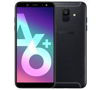 купить Samsung A605FD Galaxy A6 Plus 4/64gb Duos (2018), Black в Кишинёве