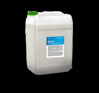 CIP 32 Щелочное беспенное моющее средство с активным хлором 19 л