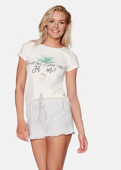 купить Пижама женская ESOTIQ 38641 ECO в Кишинёве