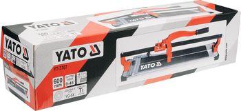 купить Плиткорез 600mm YATO 3707YT в Кишинёве