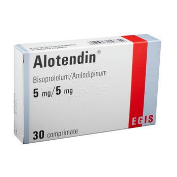 cumpără Alotendin 5mg+5mg comp. N10x3 în Chișinău