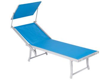 Лежак BALI BEACH LOUNGE Cиний
