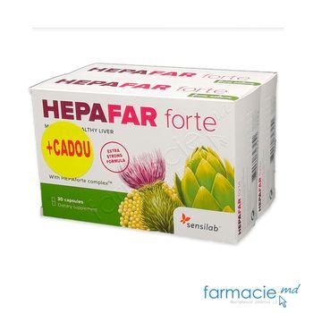 cumpără Hepafar Forte (sanatatea ficatului) caps. N30 + 1 Gratis în Chișinău