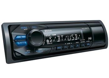 Автомагнитола Sony DSX-A55BT