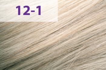 Краска для волос,ACME jNowa Siena CS, 90 мл., 12/1 - пепельный экстра яркий блонд