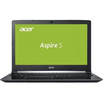 "ACER Aspire A517-51 Obsidian Black (NX.GSXEU.011) 17.3"" FullHD (Intel® Quad Core™ i5-8250U 1.60-3.40GHz (Kaby Lake R), 12Gb DDR4 RAM, 1.0TB HDD, GeForce® MX150 2Gb DDR5, w/o DVD, WiFi-AC/BT, 4cell, 720P HD Webcam, RUS, Linux, 3.0kg)"
