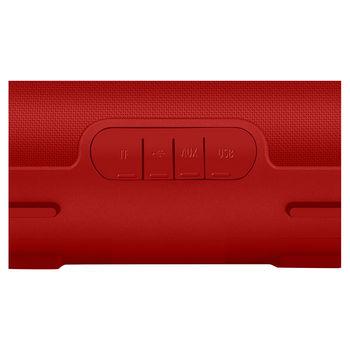 купить SVEN PS-270BL 10W, Red Bluetooth Portable Speaker в Кишинёве