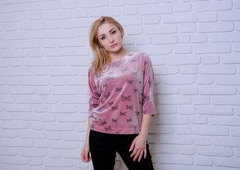 купить Блузка Simona ID 9526 в Кишинёве