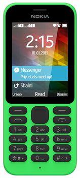 Nokia 215 Dual Green