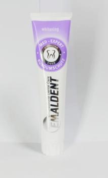 Отбеливающая зубная паста Emaldent Whitening Toothpaste 125мл