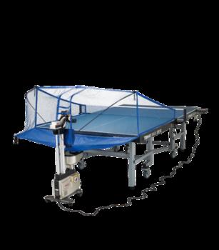 Робот теннисный с сеткой (пушка) Tibhar Robopro Plus (4434)