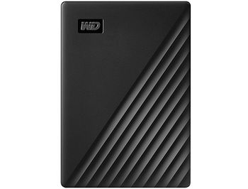 "2.5"" 2TB External HDD WD My Passport WDBYVG0020BBK-WESN, Black, USB 3.0, (hard disk extern HDD/внешний жесткий диск HDD)"