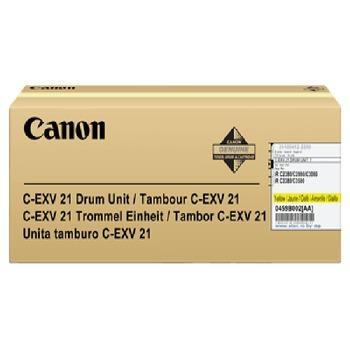 cumpără Drum Unit Canon C-EXV21 Yellow în Chișinău