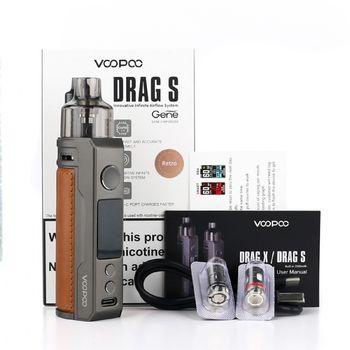 купить VOOPOO Drag S в Кишинёве