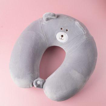 Подушка Travel Memory Neck Pillow (4166)