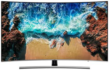 купить TV LED Samsung UE55NU8500UXUA, Black в Кишинёве