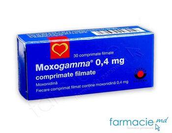купить Moxogamma 0.4mg comp. N30 в Кишинёве