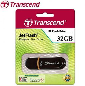 купить Flash Drive Transcend JetFlash 300 Black 32Gb в Кишинёве