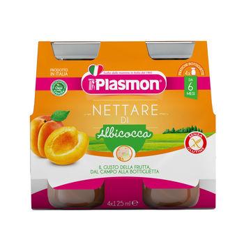 cumpără Plasmon Suc cu caise 4x125ml în Chișinău
