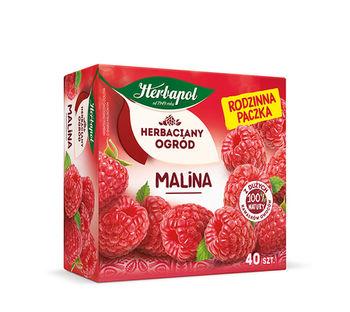 купить Чай фруктовый Tea Garden Raspberry, 40 шт в Кишинёве