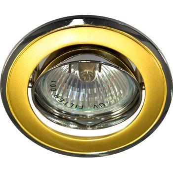 Feron Встраиваемый светильник 301T MR-16 золото