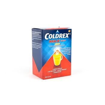 cumpără Coldrex maxgrip 6.4g pulb.sol.orala lamaie N10 în Chișinău